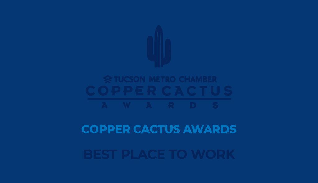 Copper Cactus 2
